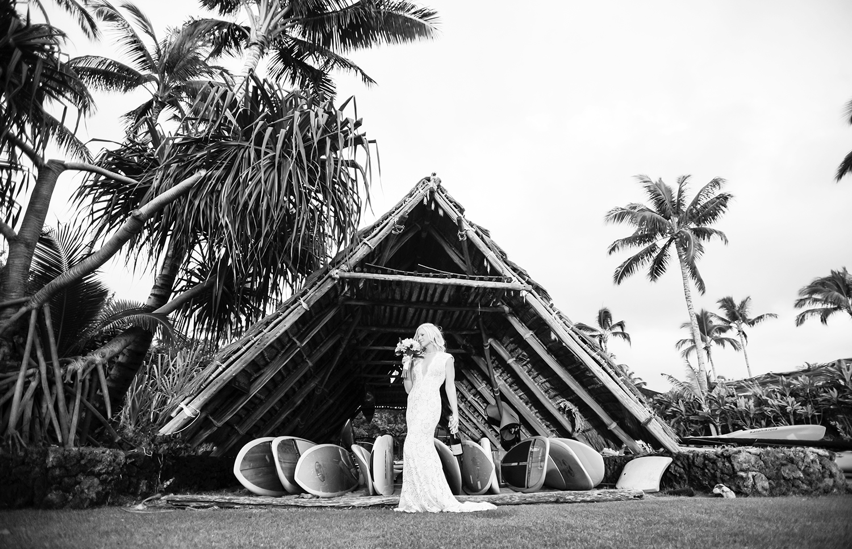 Alohilani Weddings - Elopement Kukio