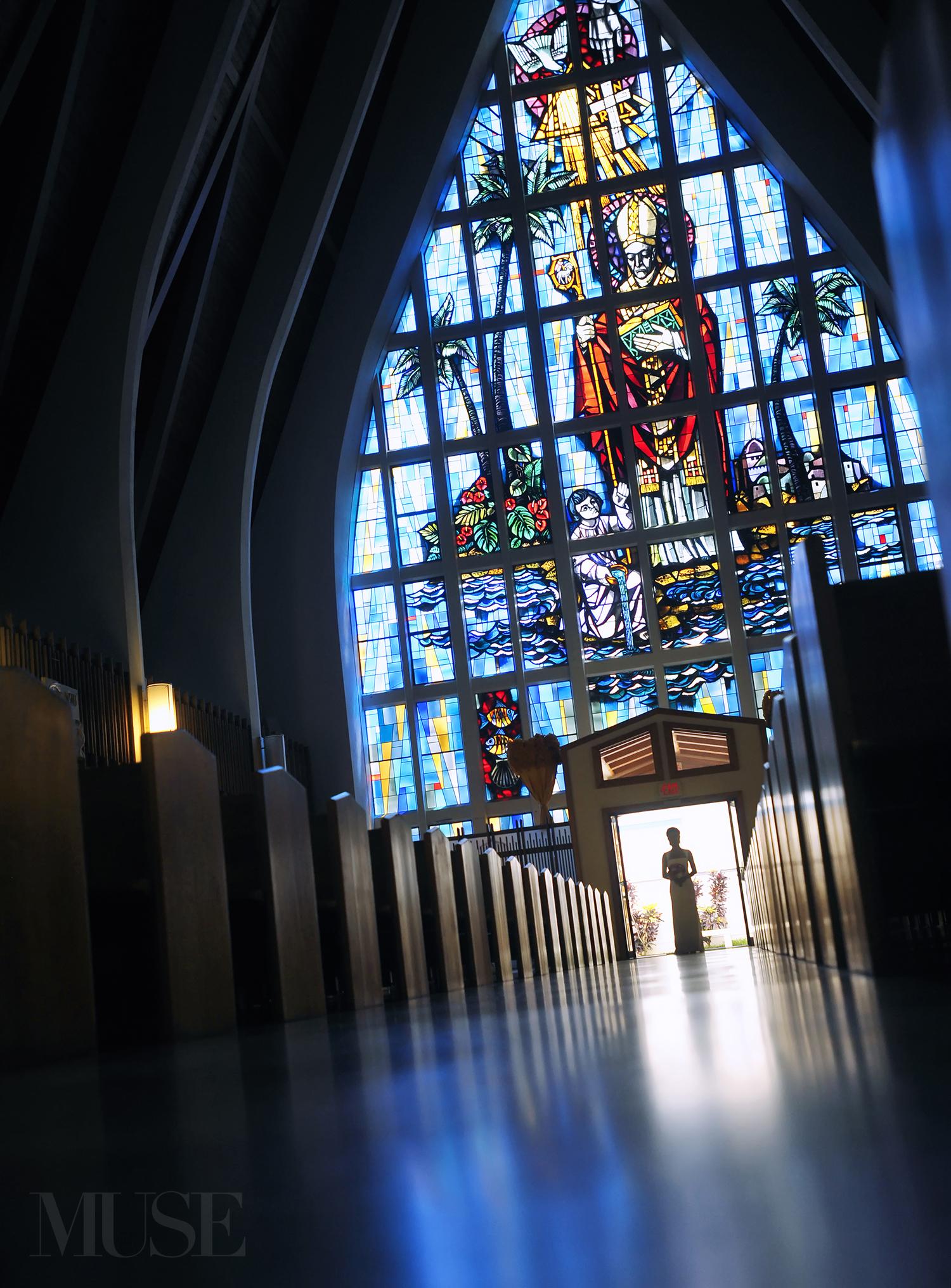 MUSE Bride Entrance
