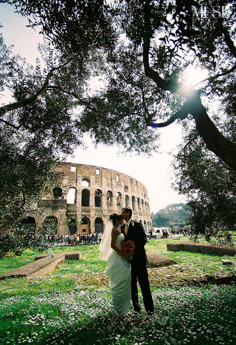 MUSE Bride Rome