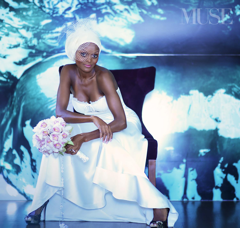 MUSE Bride Wedding NYC