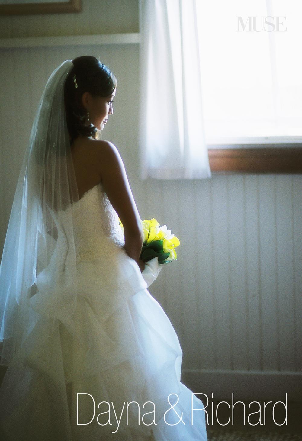 MUSE Bride - Waimea Kauai Wedding