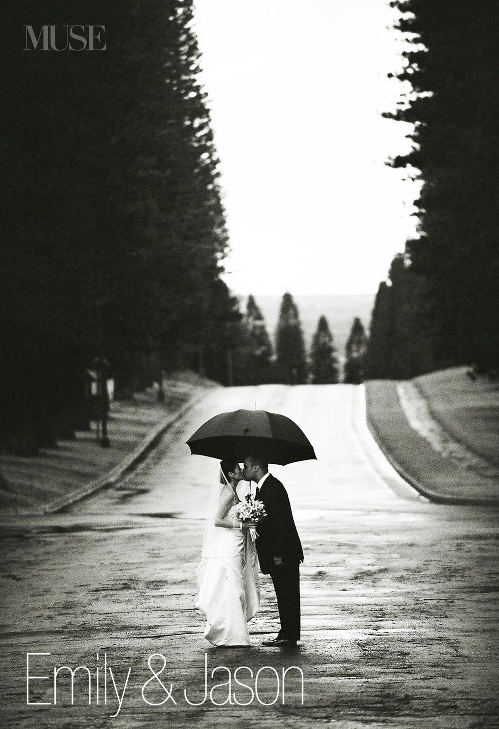 MUSE Bride - Lanai Wedding