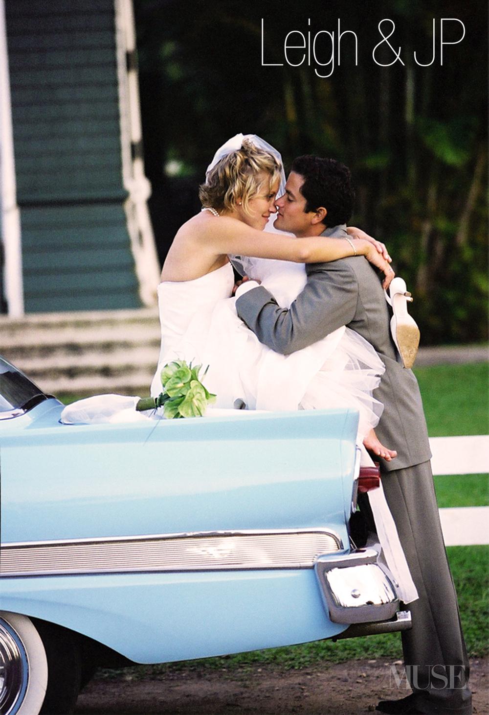 MUSE Bride - Hanalei Wedding