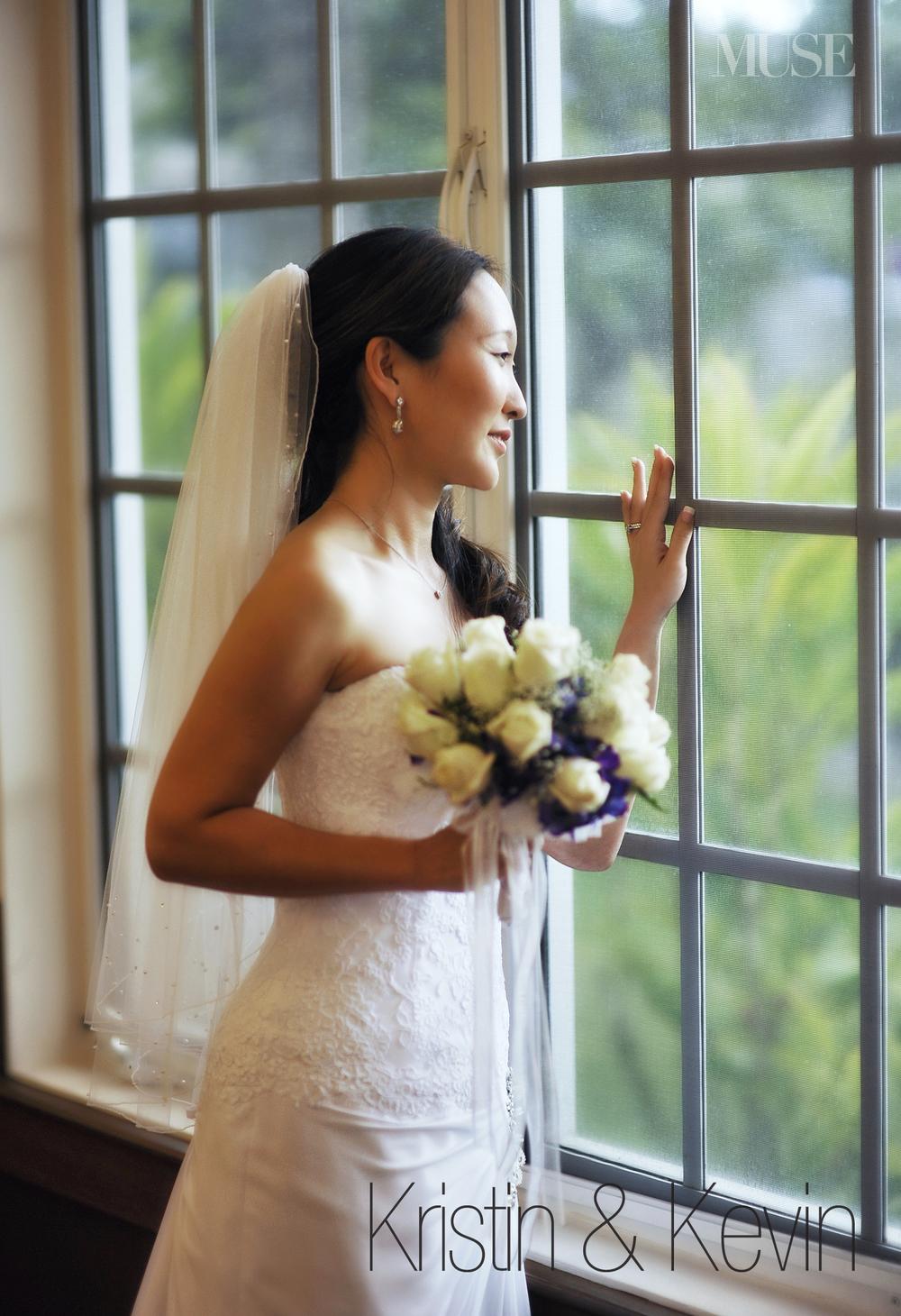 MUSE Bride - Portrait