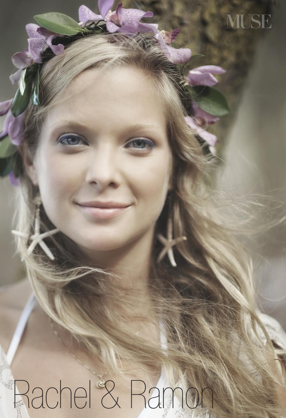MUSE Bride - Rachel Portrait