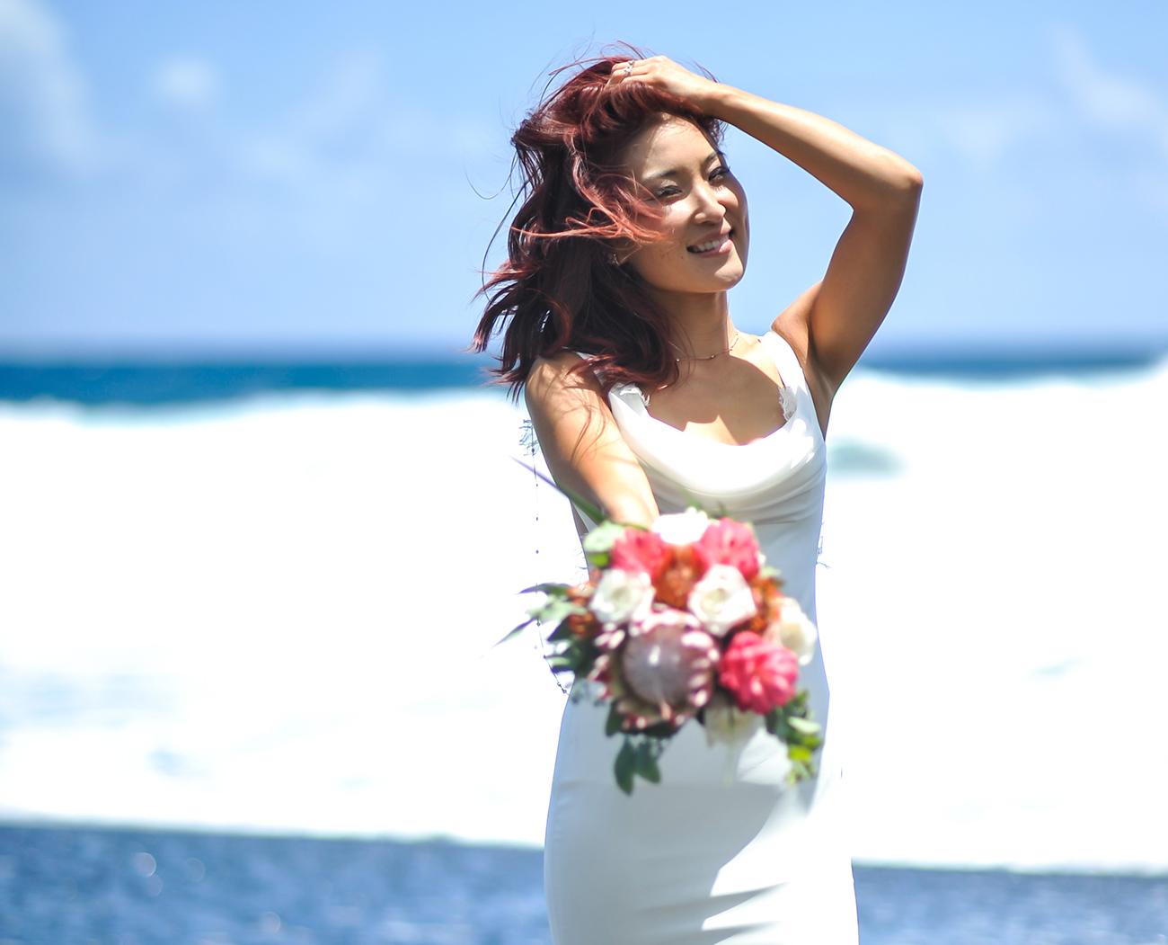 Alohilani Weddings - Waipio Beach
