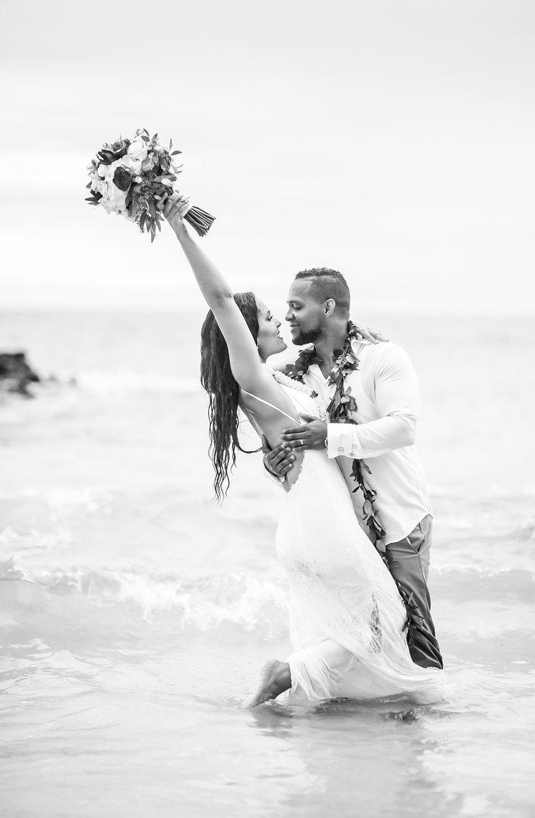 Alohilani Weddings - Wailea