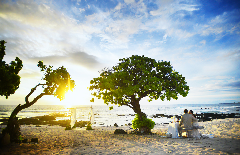Alohilani Weddings - Kohanaiki Elopement