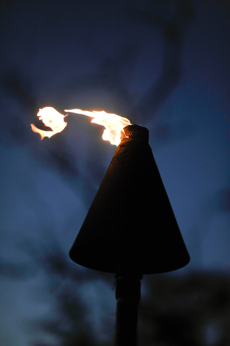 Alohilani Weddings - Fire