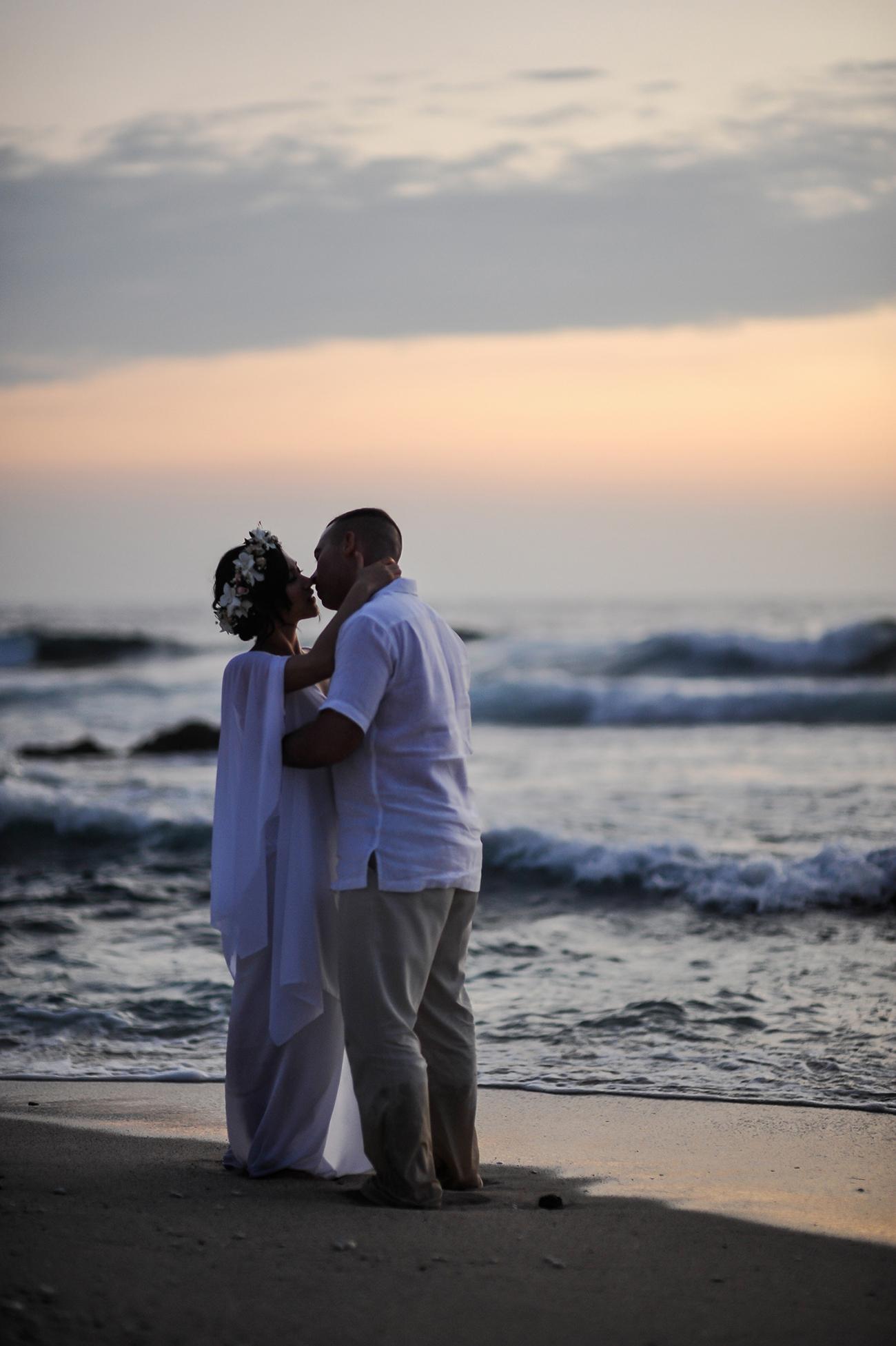 Alohilani Weddings - Light