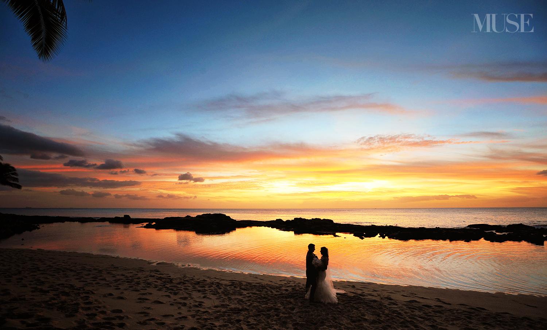 MUSE Bride - Laniku Sunset