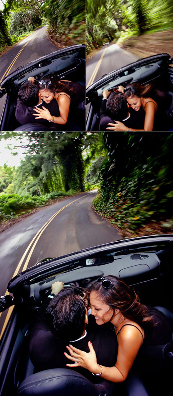 MUSE Bride - Porsche Engagement Photos