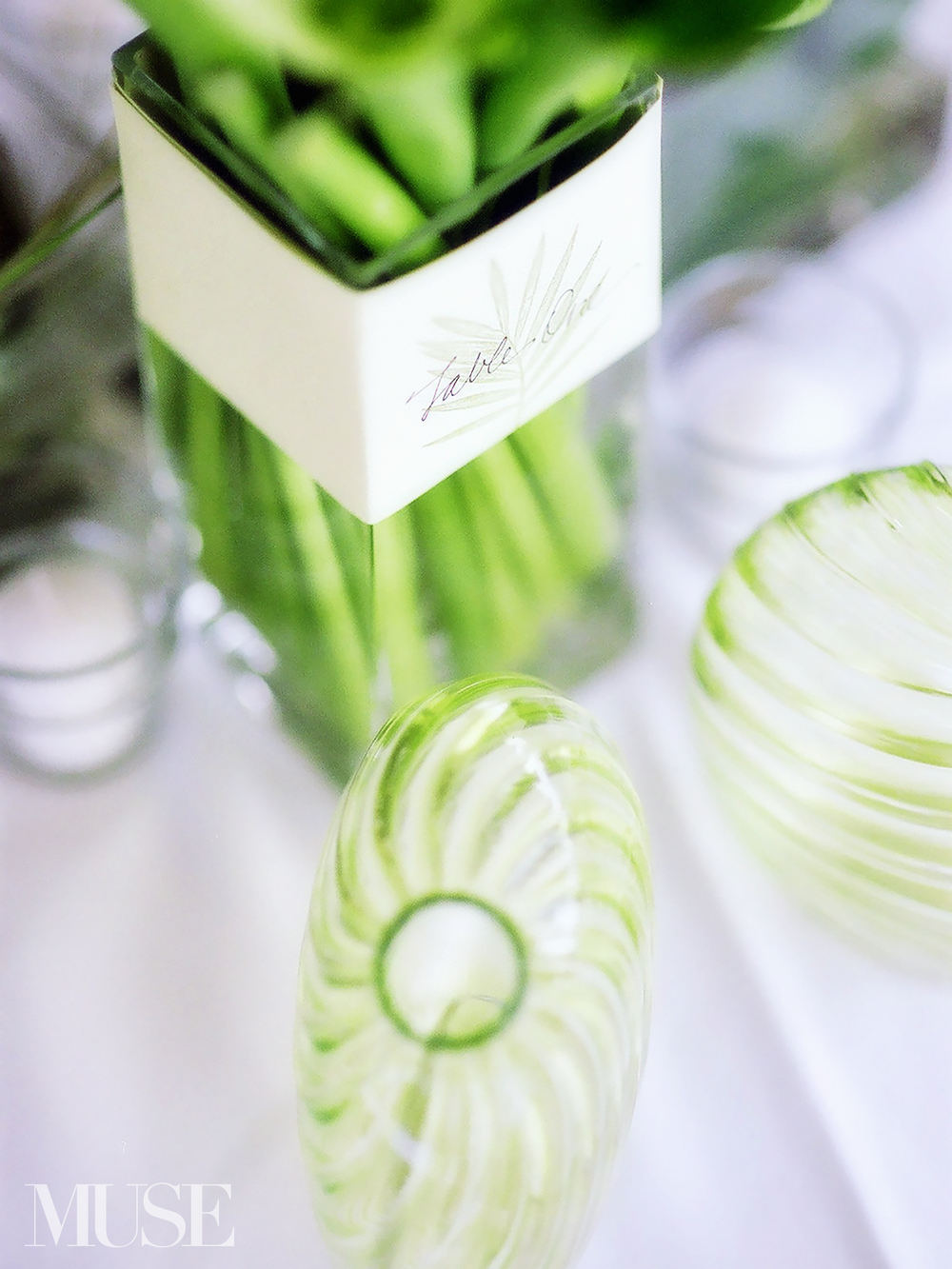 MUSE Bride - Canlis Glass