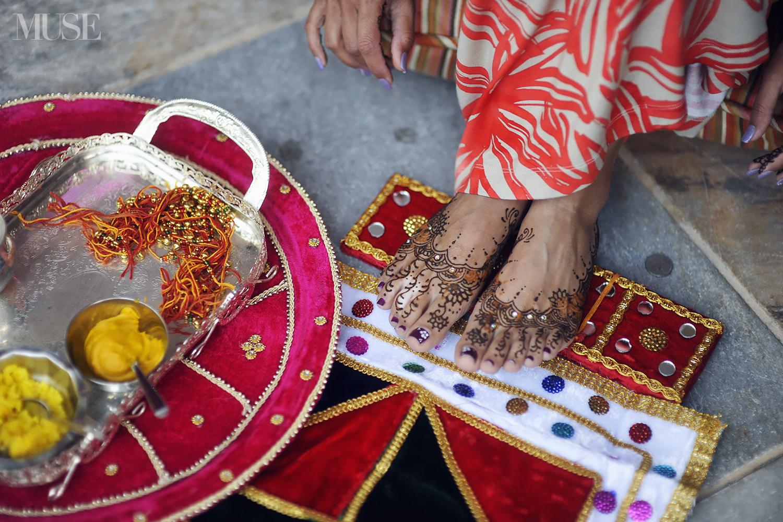 MUSE Bride - Indian Wedding