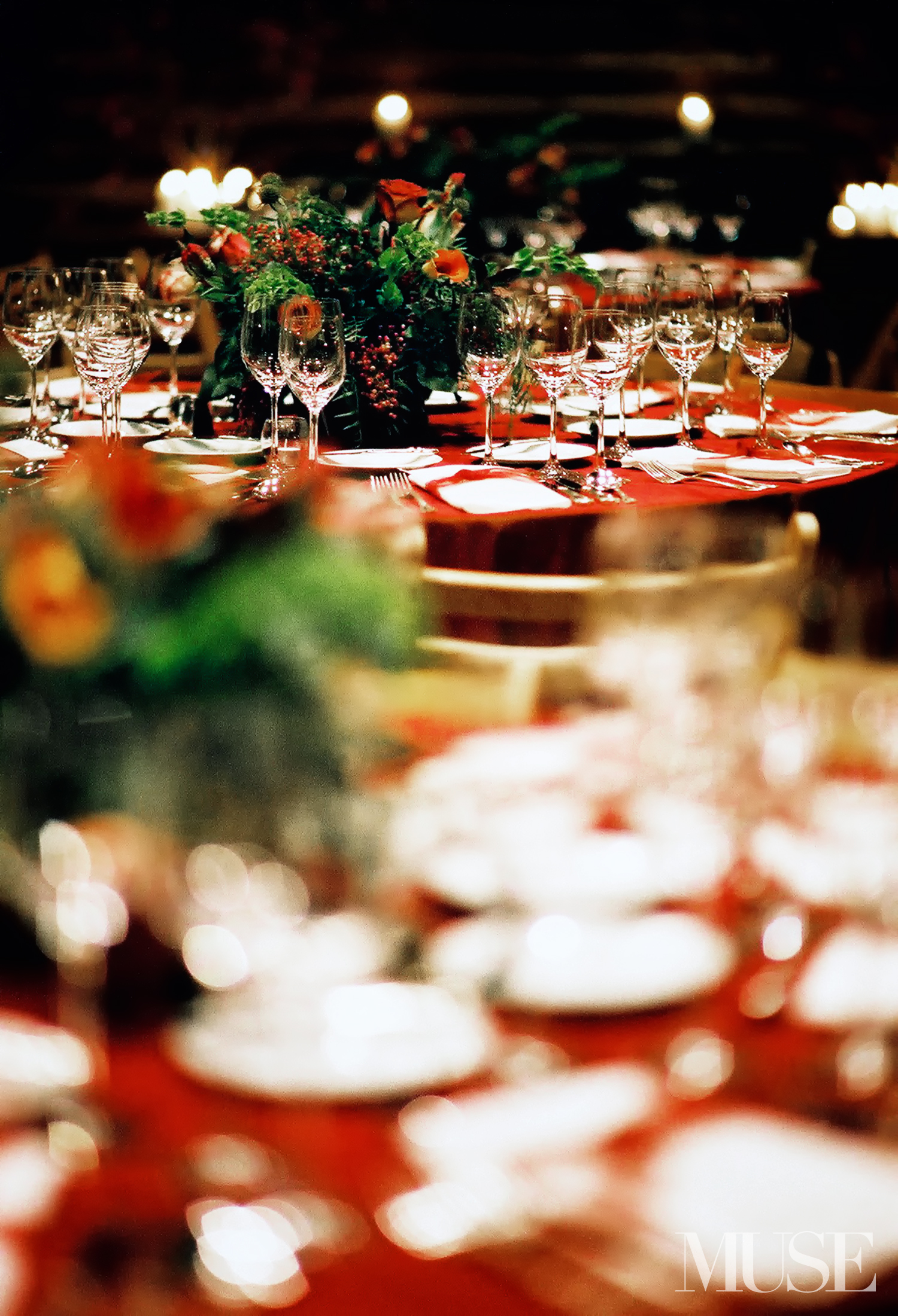 MUSE Bride - Seattle Wedding Reception