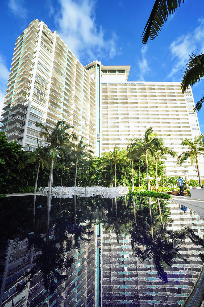 MUSE Bride - Phung & Kevin Wedding, The Modern Honolulu