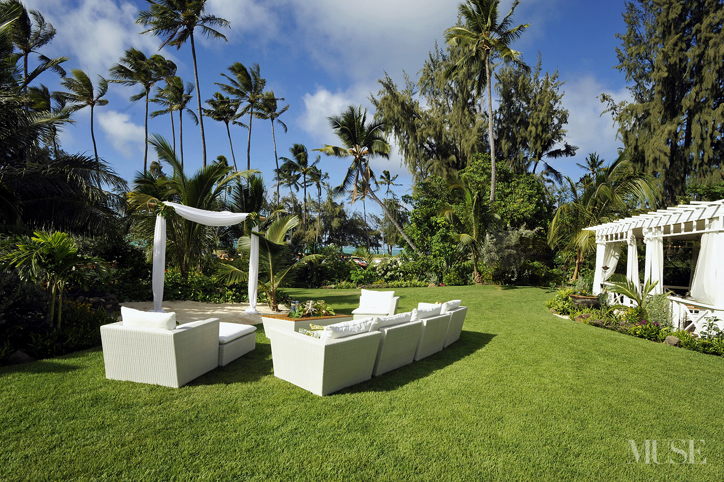 Maleana Gardens Editorial