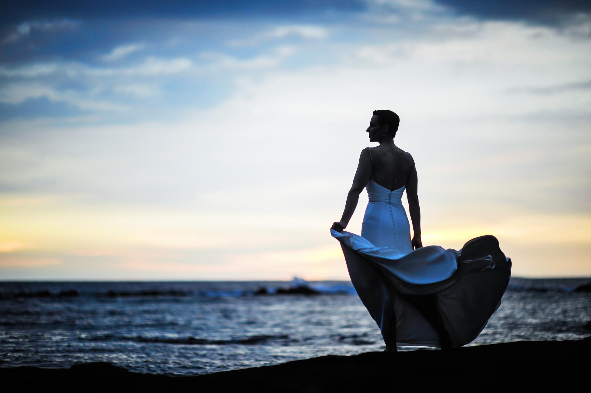 Alohilani Weddings - Kikaua Point, Hawaii Island