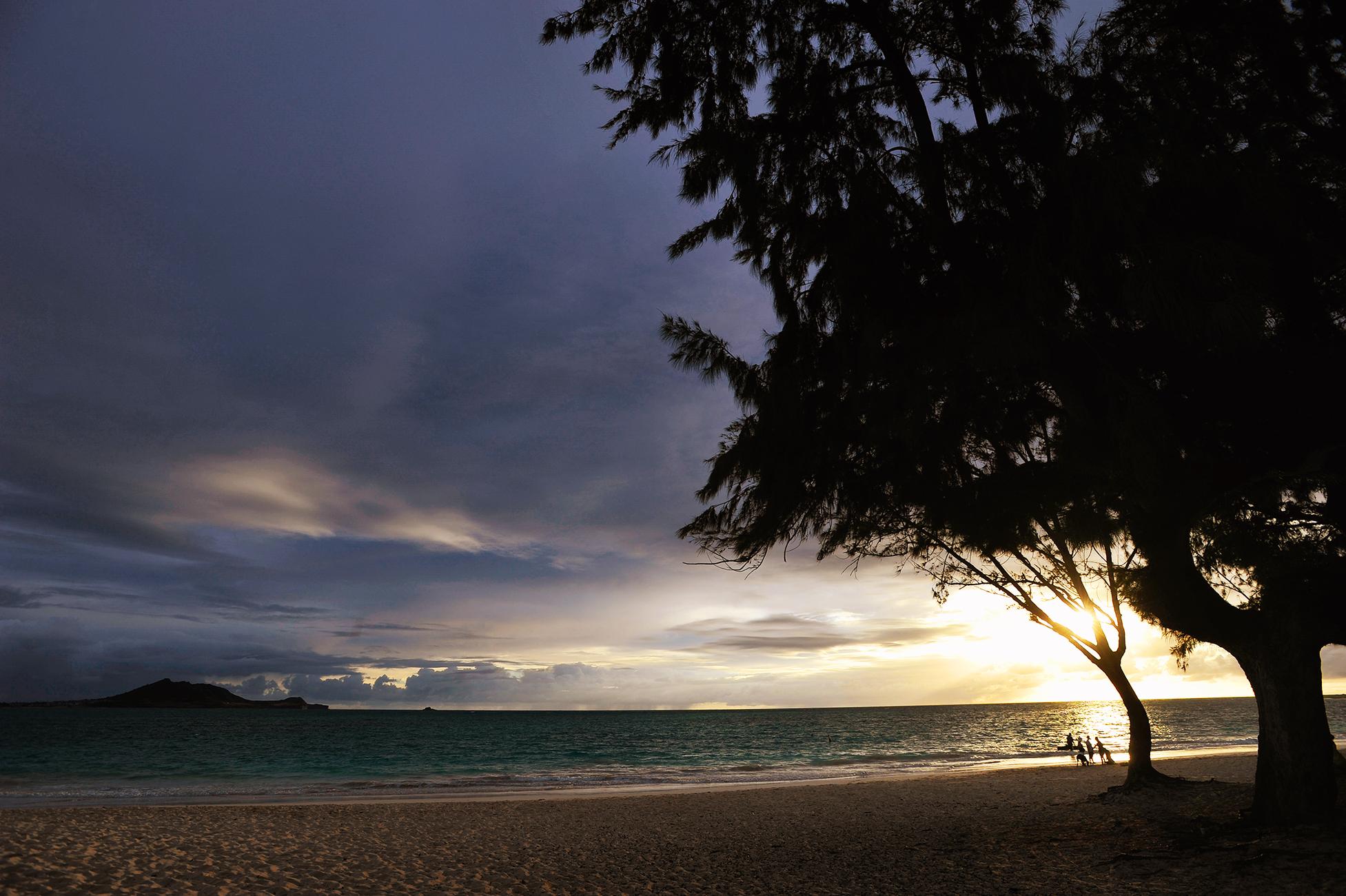 MUSE Bride - Kailua Beach