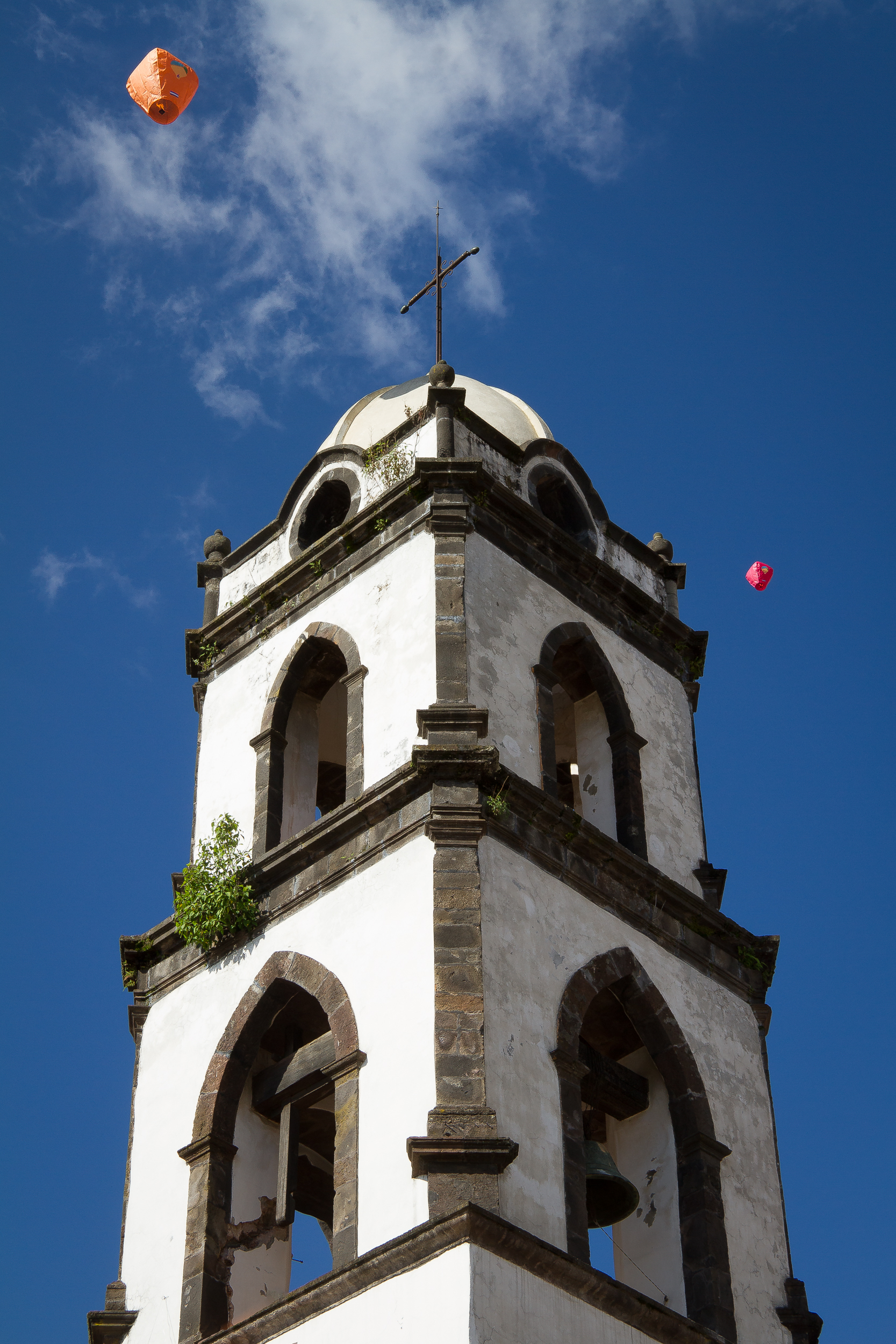 Bell Tower    CantoyaFest: Paracho, Michoacán, Mexico — Saturday, July 19, 2014