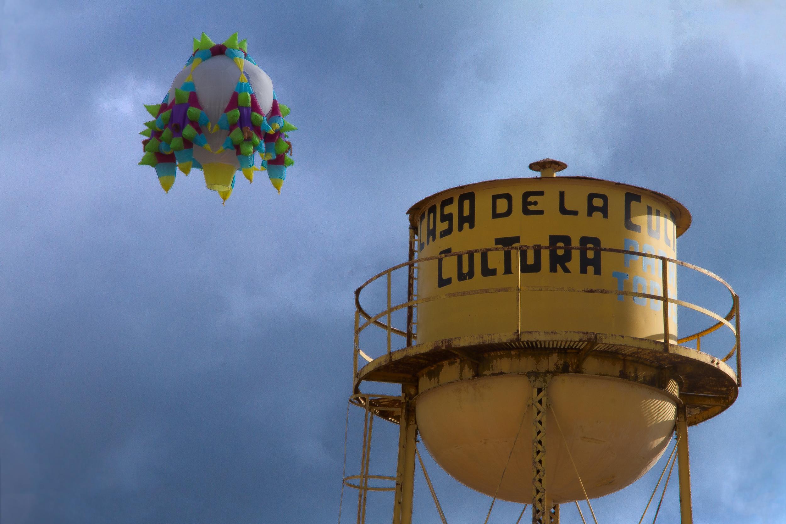 Darkness Falls    CantoyaFest: Paracho, Michoacán, Mexico — Saturday, July 19, 2014