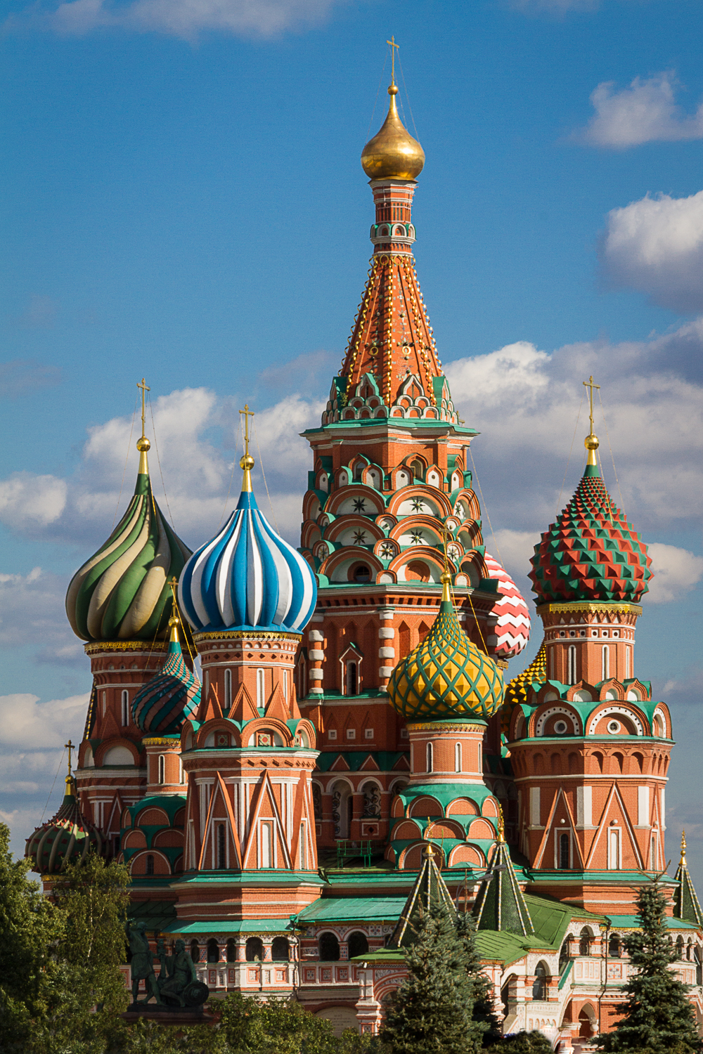Saint Basil's, Red Square