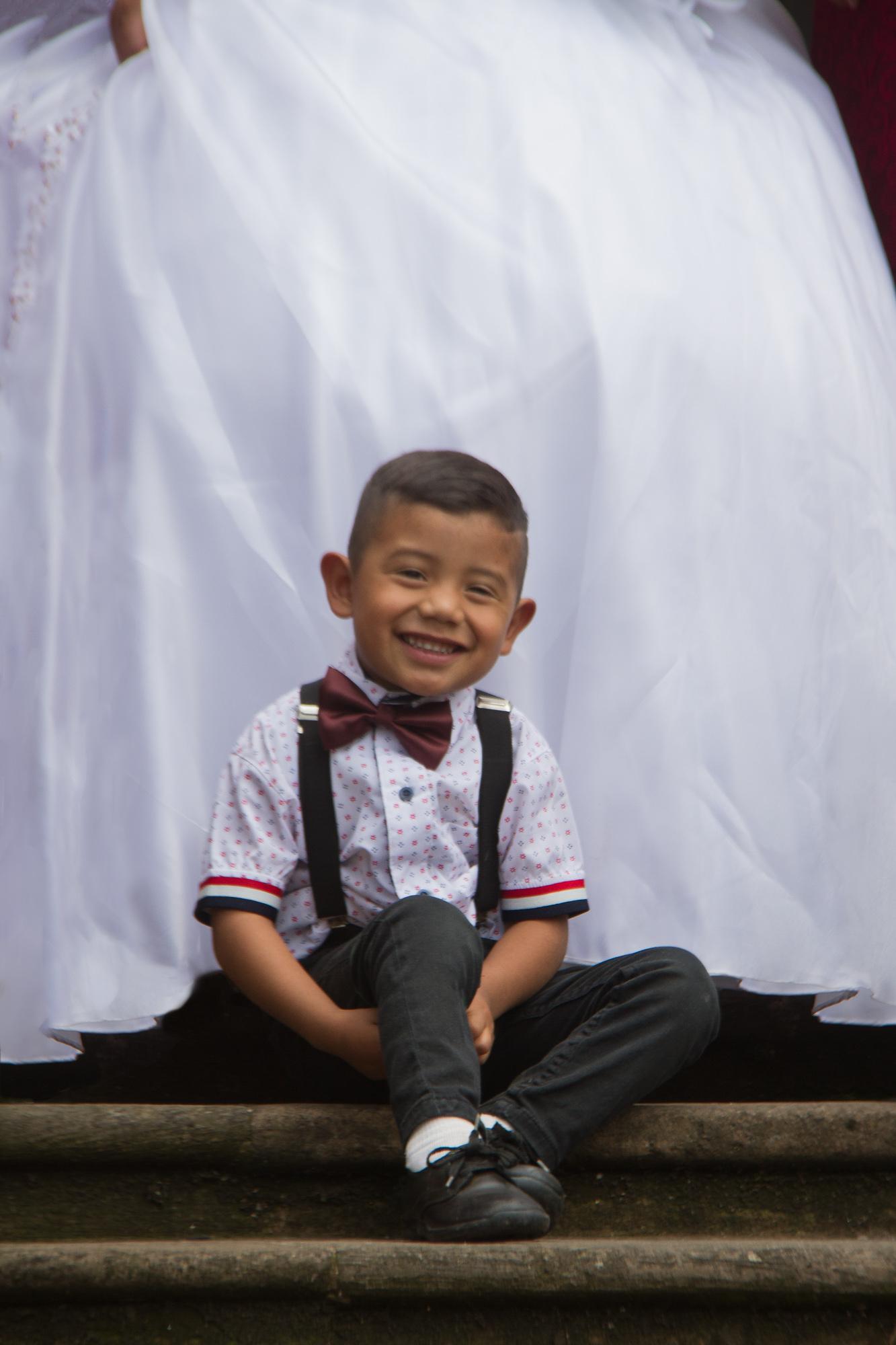 Dad's Tie, Methinks   CantoyaFest: Pátzcuaro, Michoacán, Mexico — Saturday, July 22, 2017
