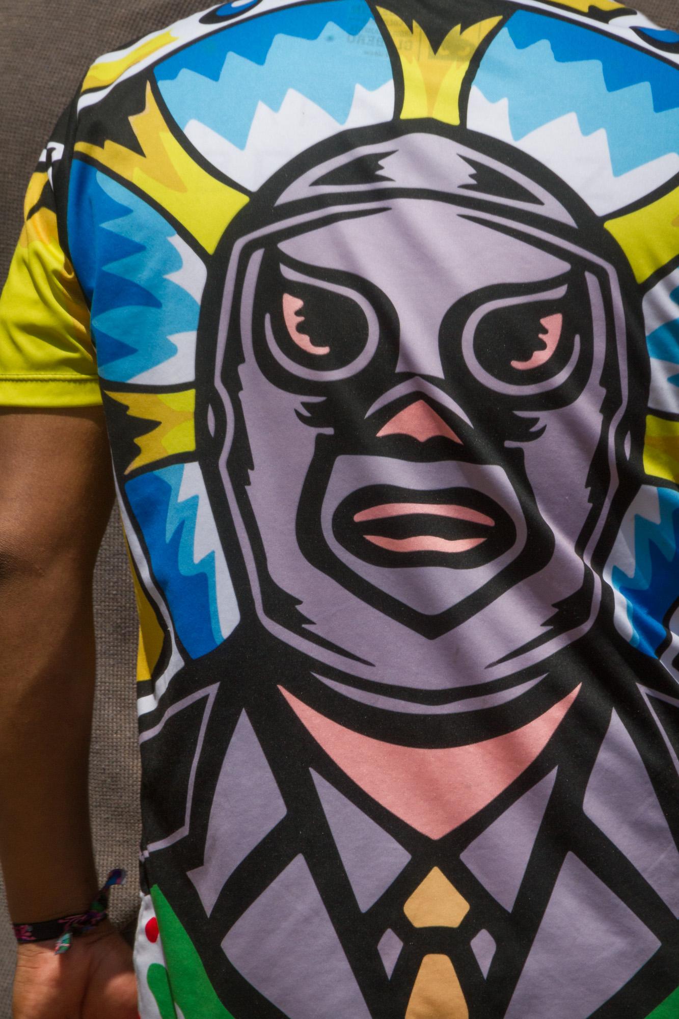Lucha Libre   CantoyaFest: Pátzcuaro, Michoacán, Mexico — Saturday, July 22, 2017