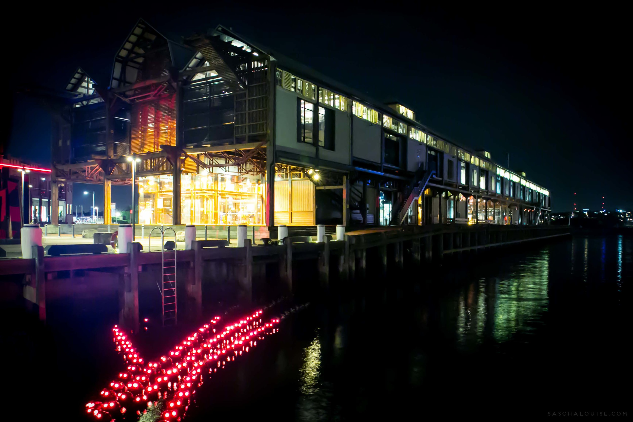 Vivid Sydney - Piers