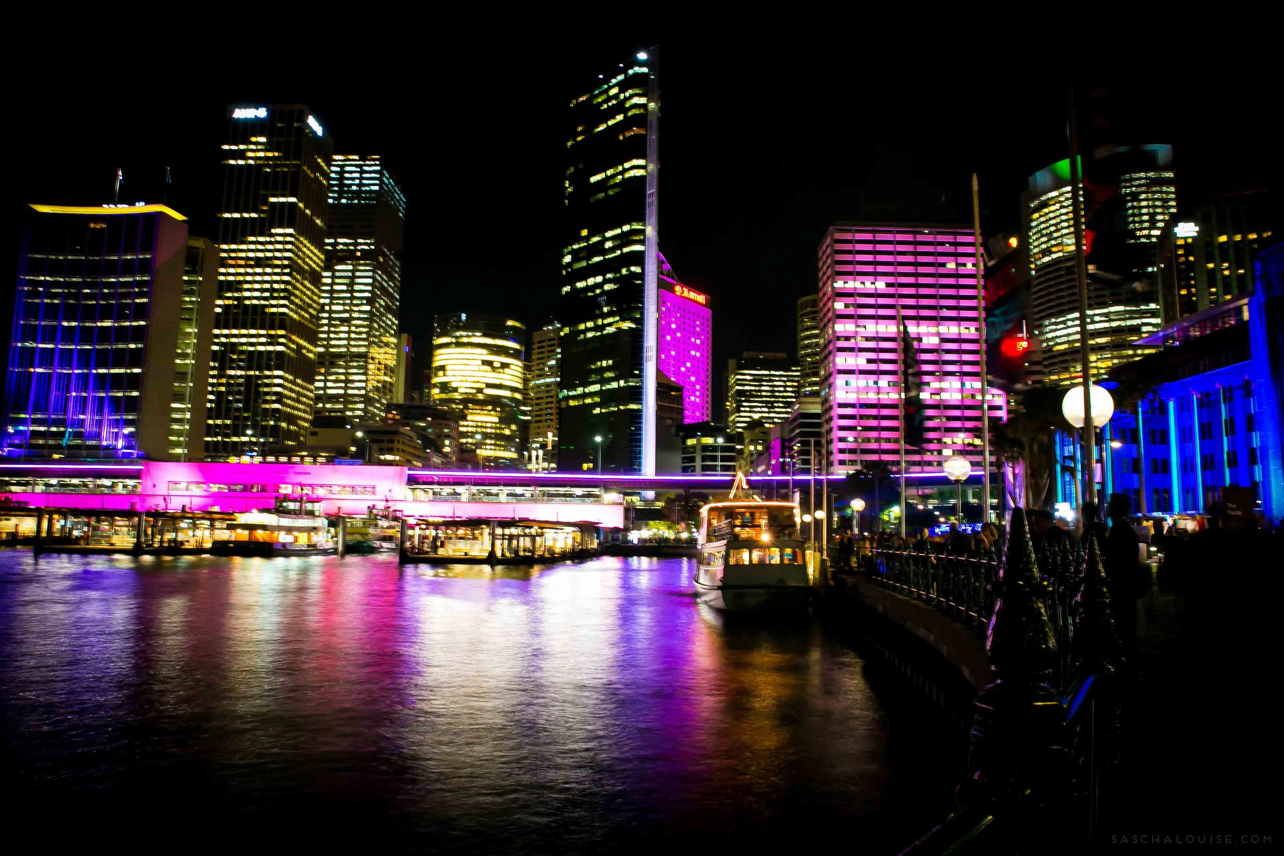 Vivid Sydney - Museum of Contemporary Art