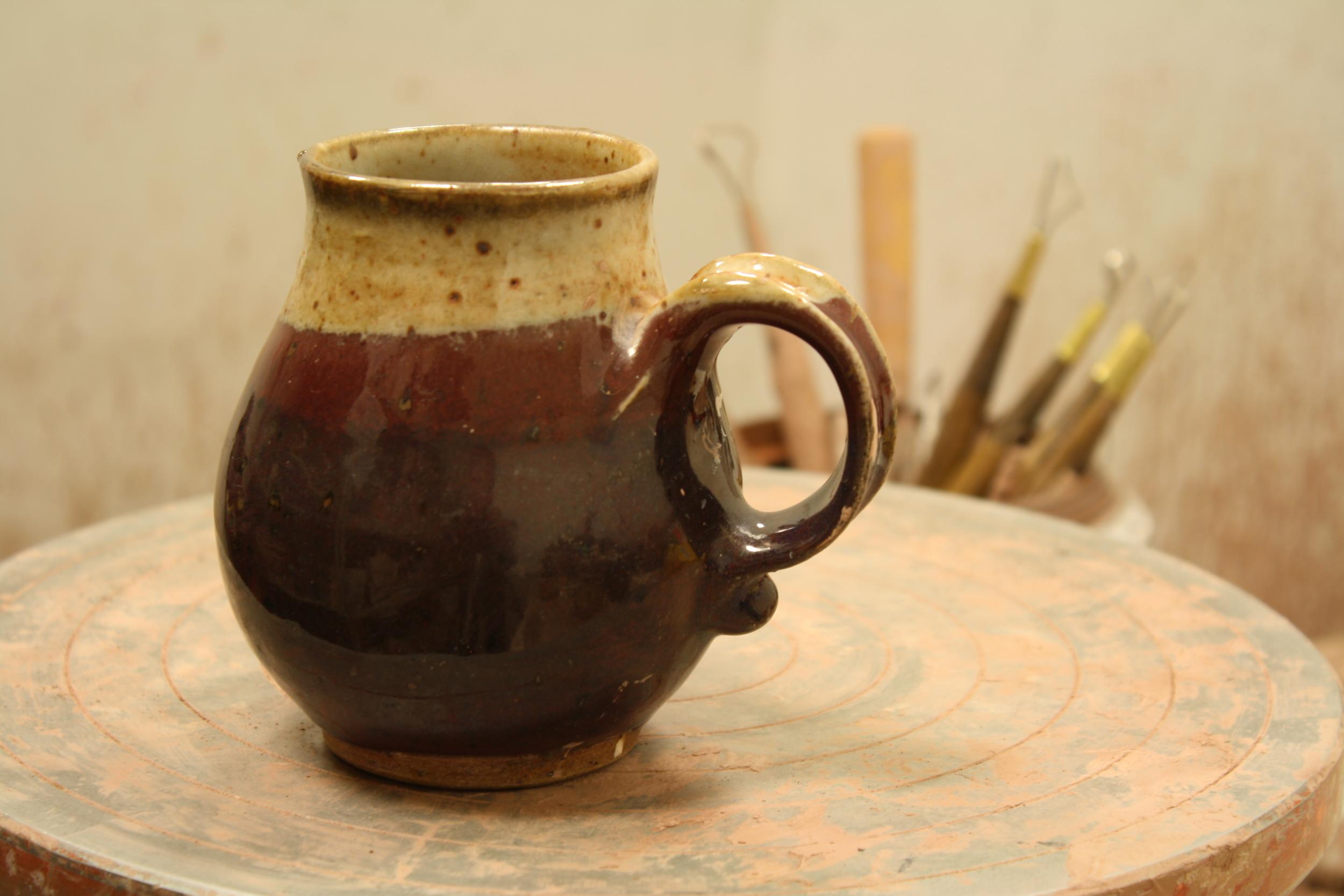 My Studio Mug, by Bill West.