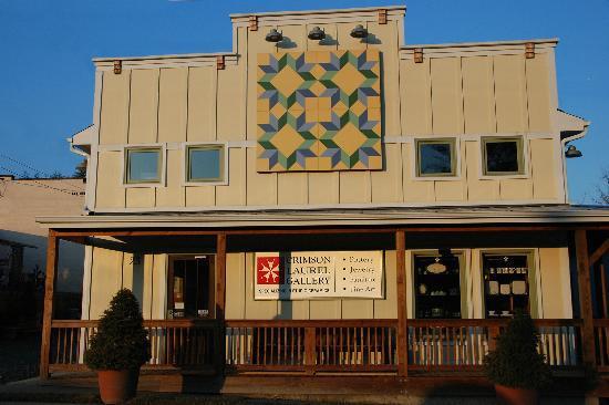 Crimson Laurel Gallery