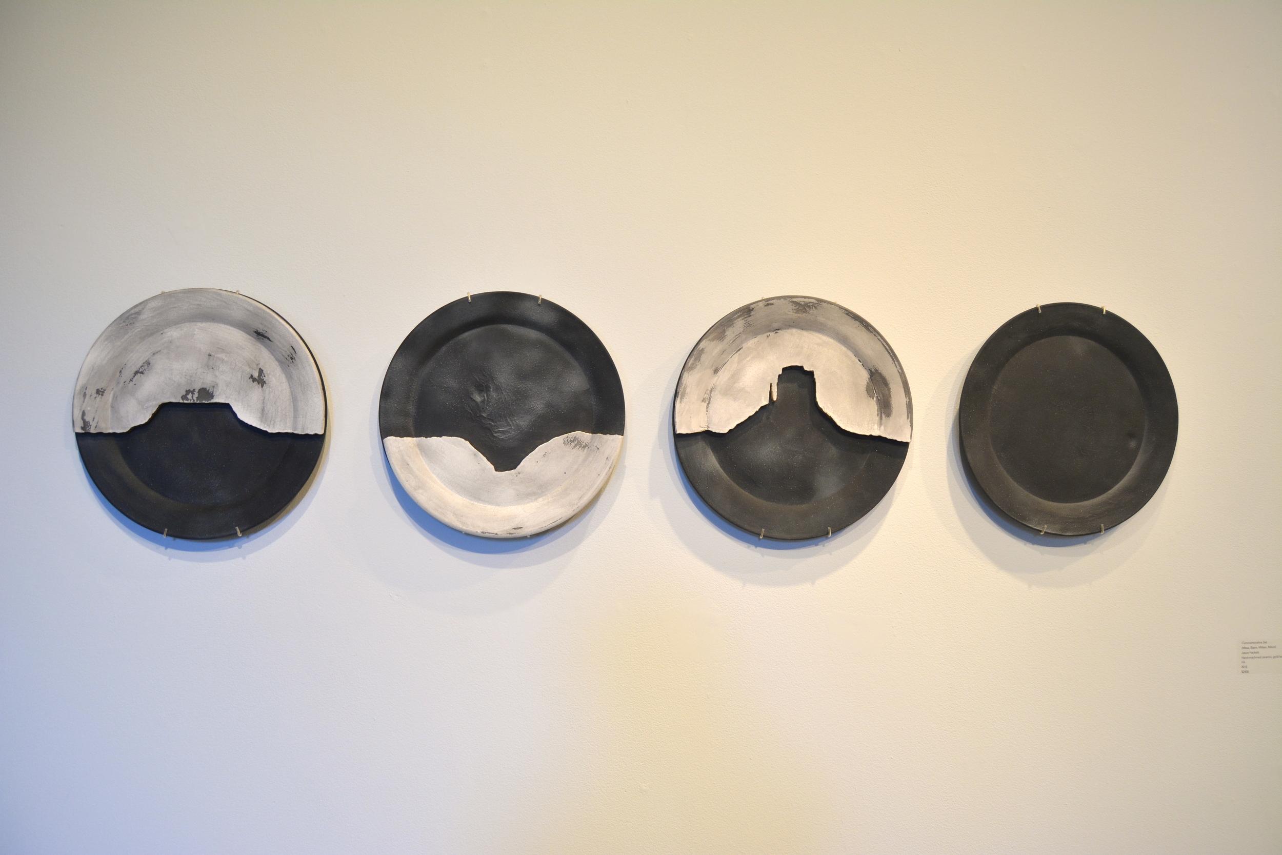 Commemorative Set (Mesa, Basin, Mitten, Moon) by Jason Hackett