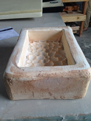 Plaster Brick Mold