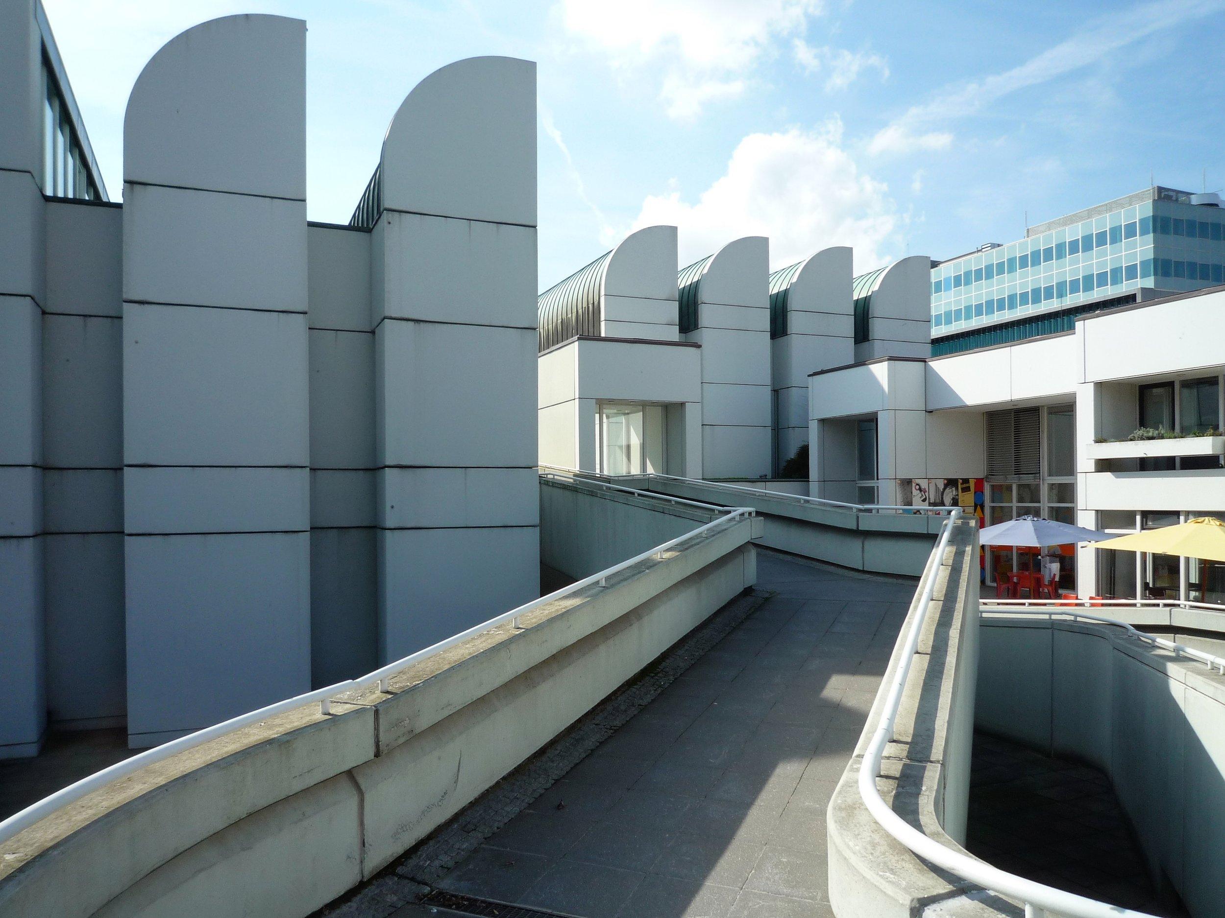 Bauhaus Museum in Berlin