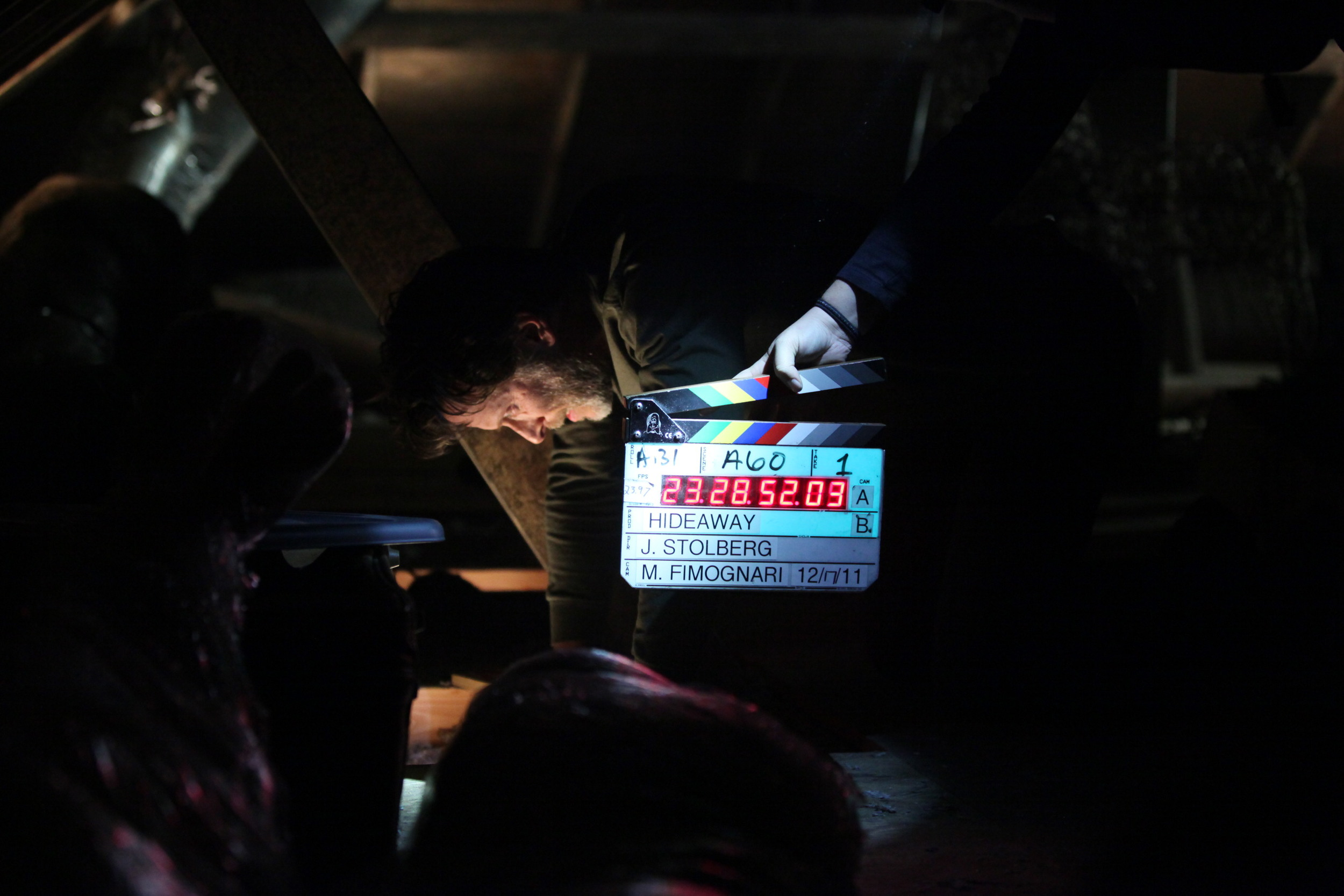 Behind the Scenes with Steven Weber on Crawlspace