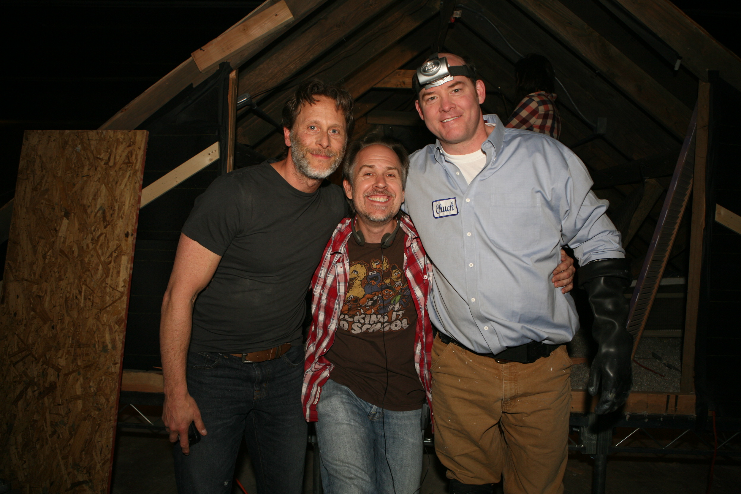 Crawlspace with Steven Weber and David Koechner