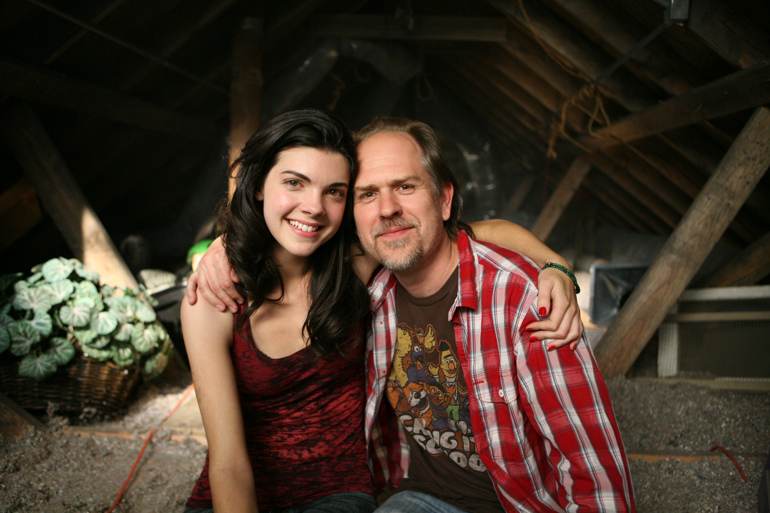 With Raleigh Holmes on Crawlspace