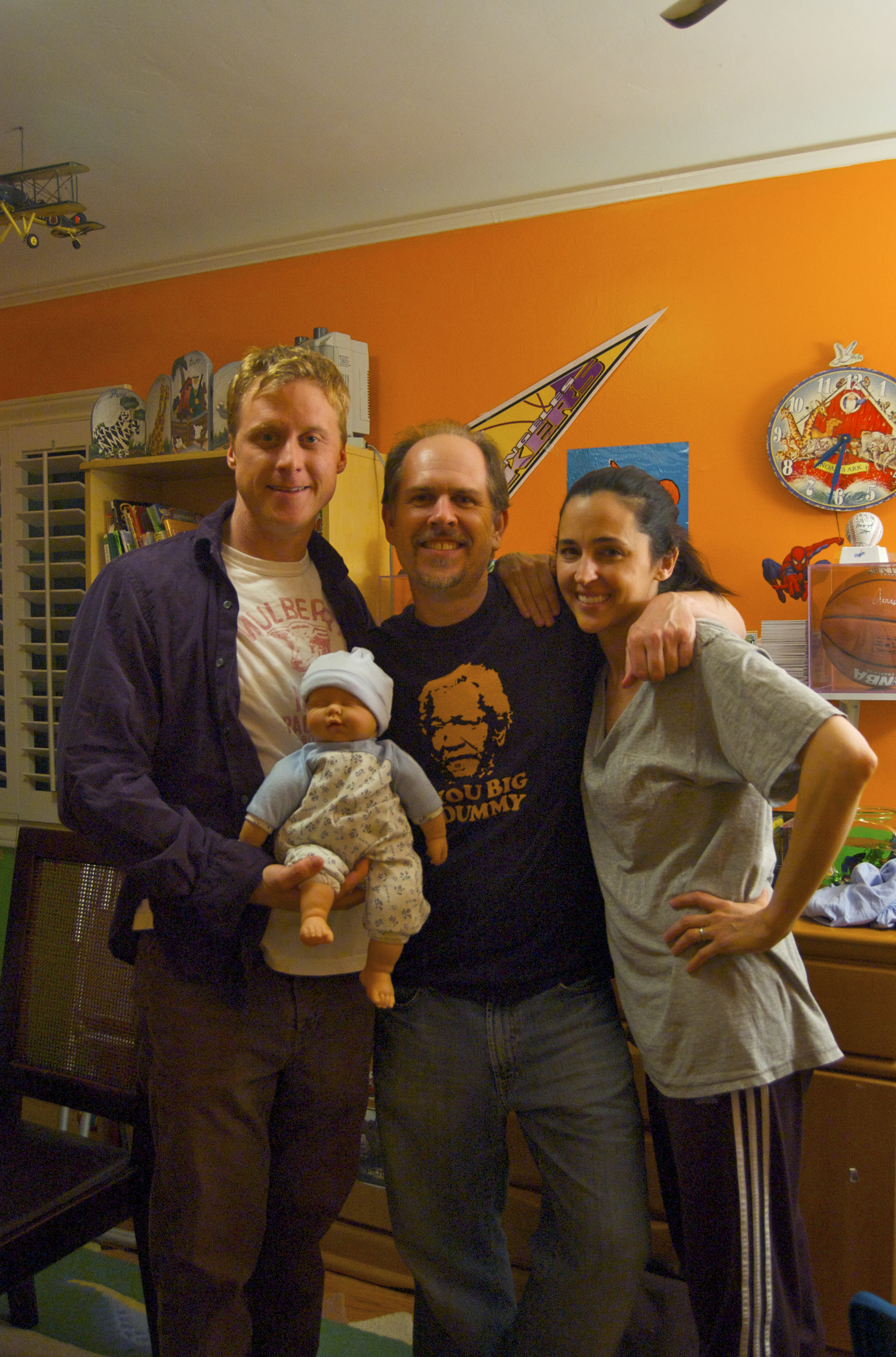 Conception with Alan Tudyk and Jennifer Jostyn