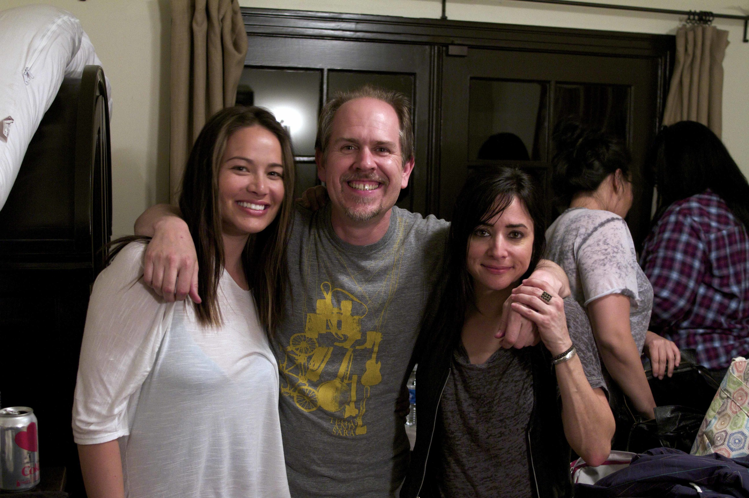 Conception with Moon Bloodgood and Pamela Adlon