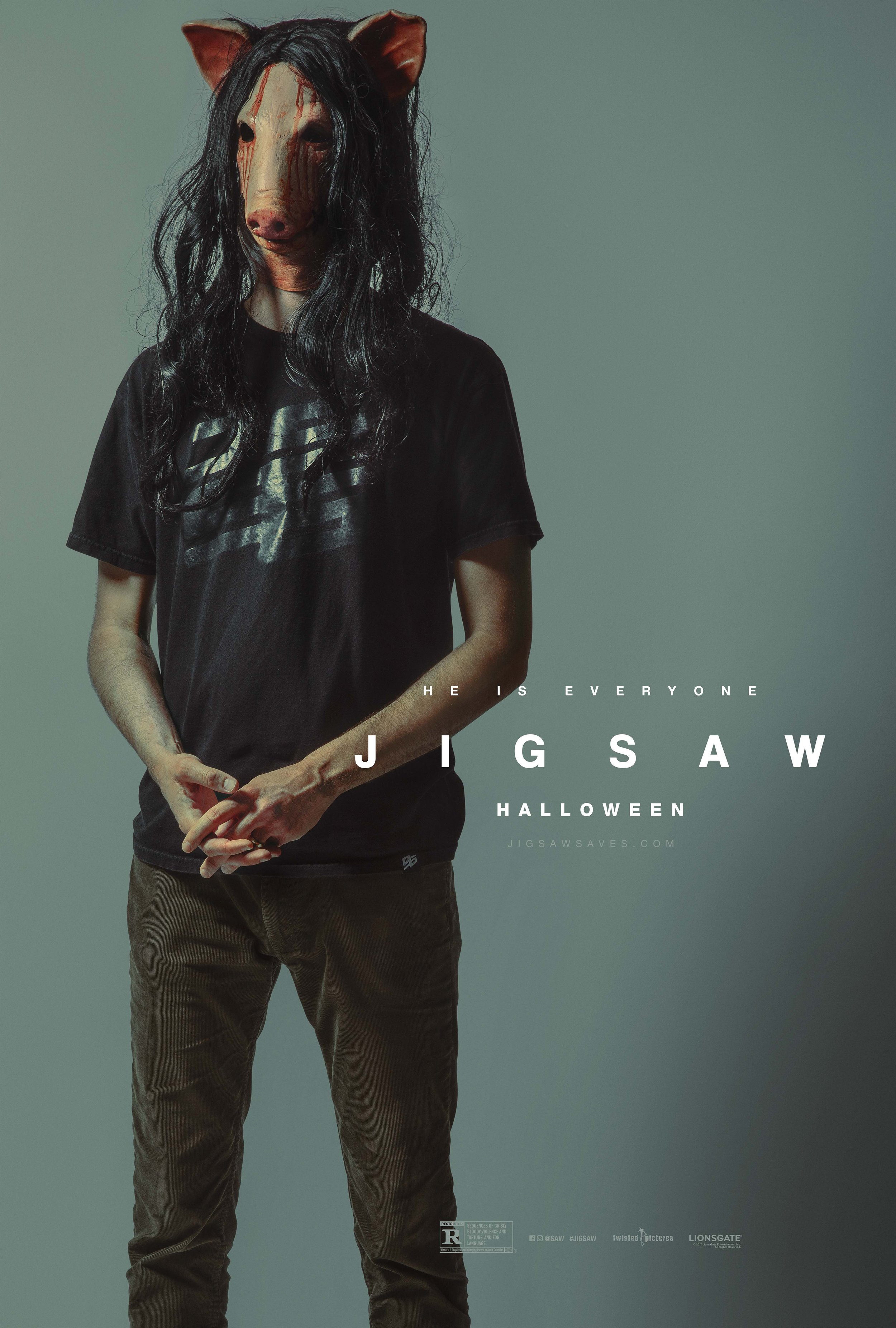 Jigsaw: He is Everyone
