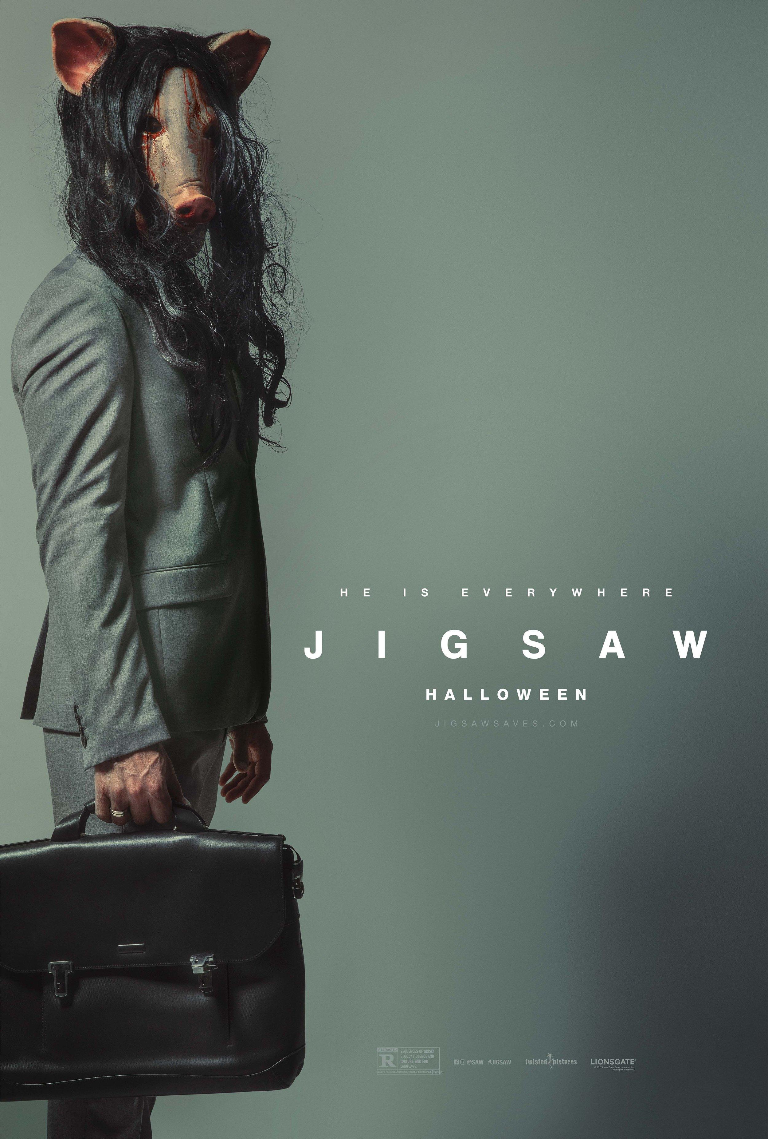 Jigsaw: He is Everywhere