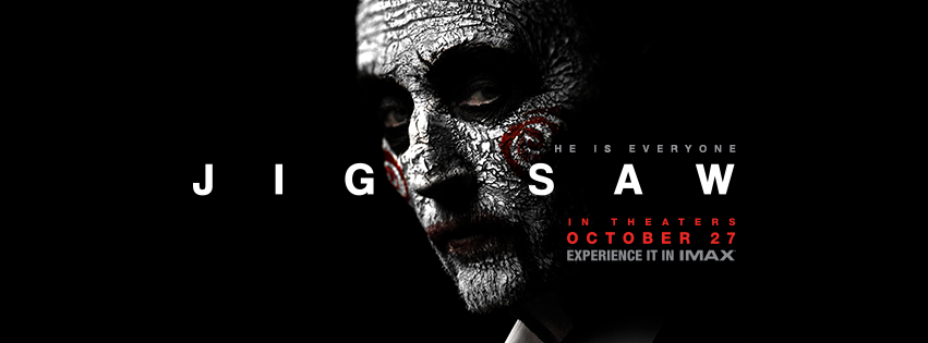 Jigsaw in IMAX