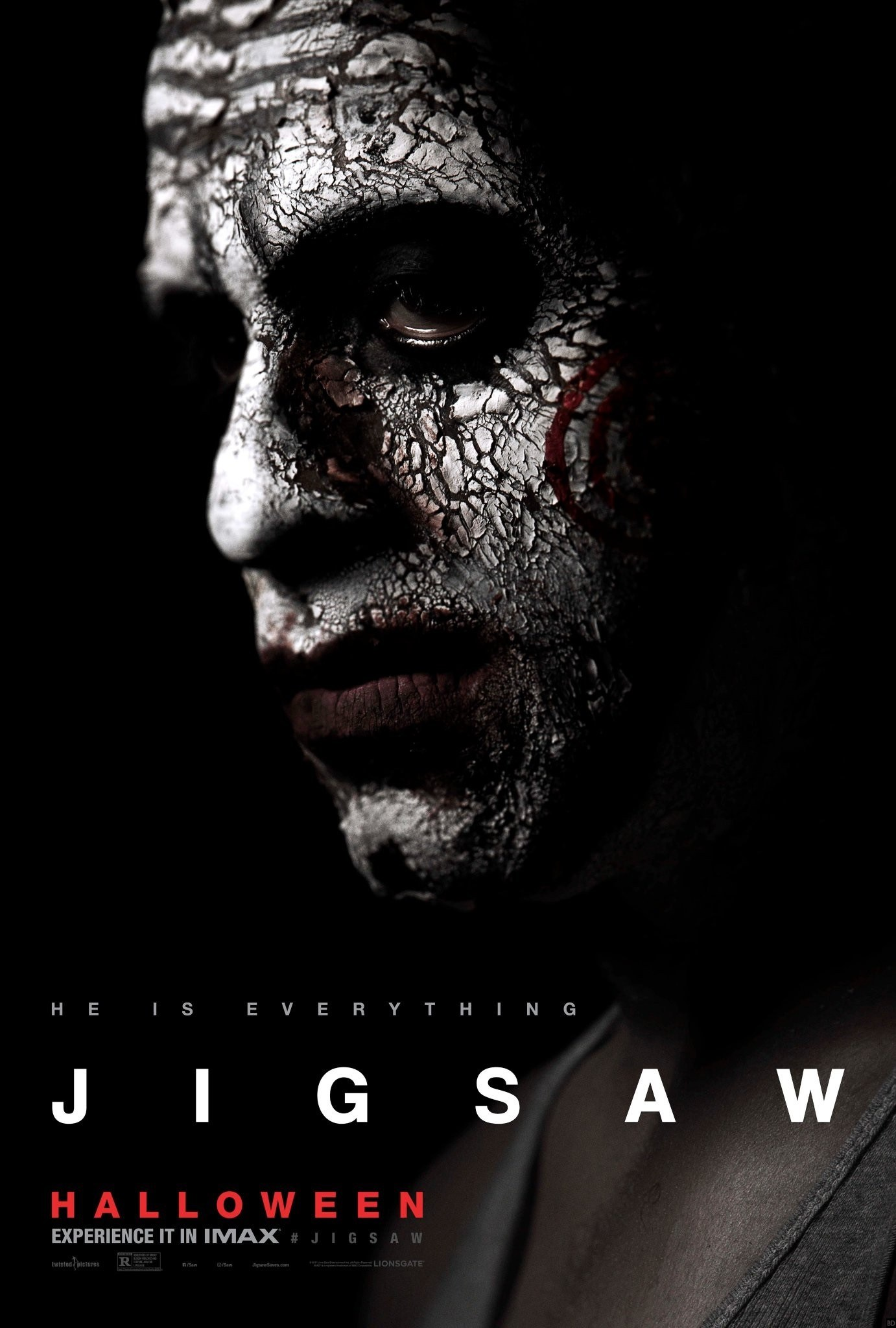 Jigsaw He is Everything
