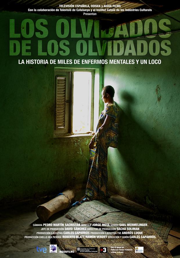"""Poster """"Los Olvidados de Los Olvidados""""."""