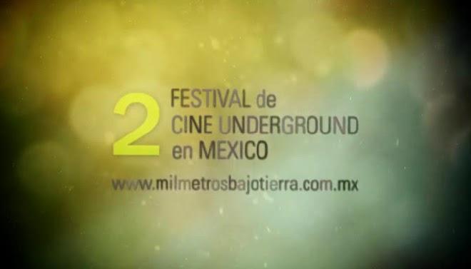 Festival 1000 metros bajo tierra MX