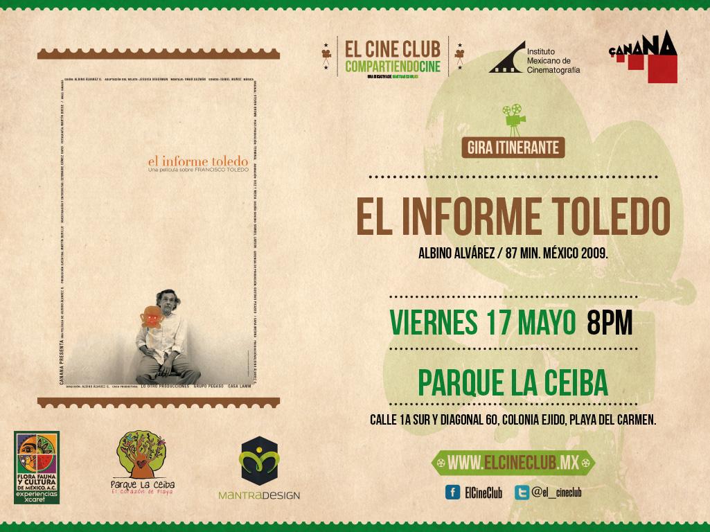 El Informe Toledo en Parque La Ceiba