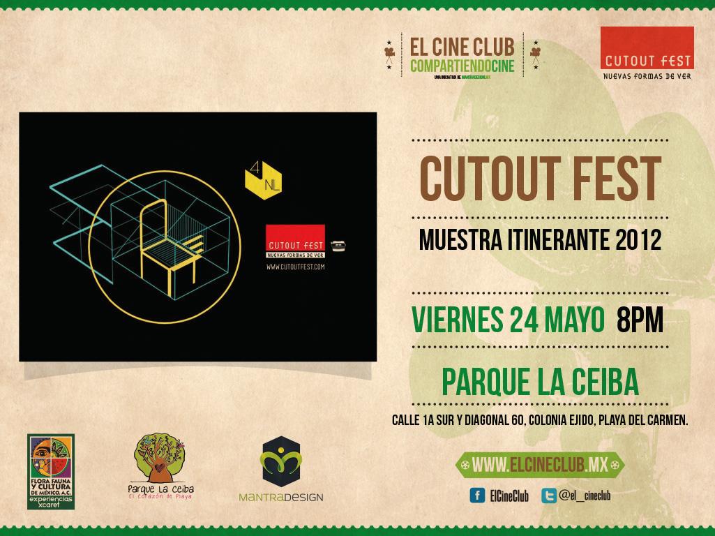 Muestra Itinerante CutOut Fest