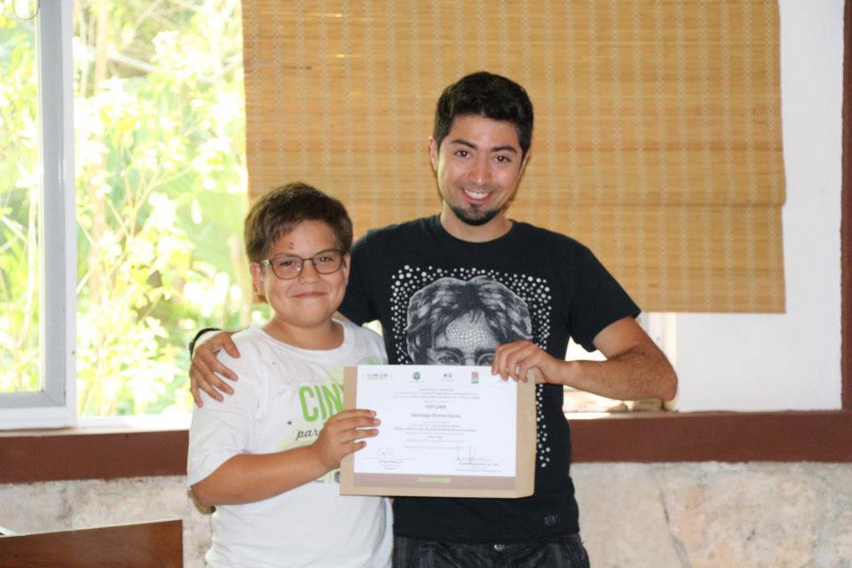 Omar y Santiago