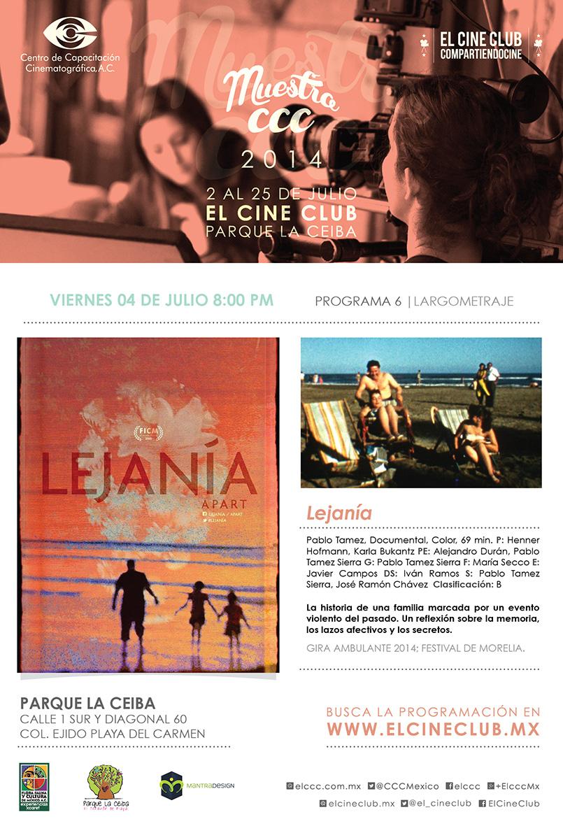 Lejanía / Pablo Tamez